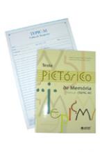 TEPIC-M - Teste Pictórico de Memória - Kit Completo