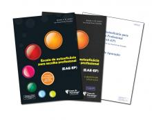 EAE-EP - Kit Completo - Escala de Autoeficácia Para Escolha Profissional