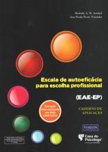 EAE-EP - Caderno de Aplicação - Escala de Autoeficácia para Escolha Profissional