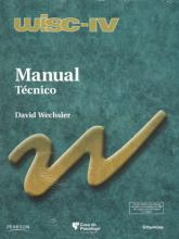 WISC IV - Manual Técnico - Escala Wechsler de Inteligência para Crianças