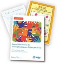 R-2 - Coleção Completa - Teste de Inteligência Não Verbal p/ Crianças