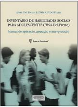 IHSA - Livro de Instruções (Manual) - Inventário de Habilidades Sociais para Adolescentes