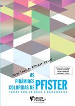 As Pirâmides Coloridas de Pfister - Livro de Instruções (Manual) - Versão p/ Crianças e Adolescentes