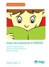THCP - Livro de Exercício II - Teste de Habilidades e Conhecimento Pré-Alfabetização
