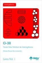 G-38 - Teste Não Verbal de Inteligência - Livro de Instruções (Manual)