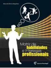 Matriz de Habilidades e Interesses Profissionais - Bloco Ficha Perfil c/25 fls.