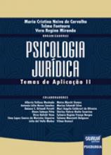 Psicologia Jurídica - Tema de Aplicação II
