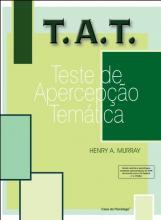 TAT - Teste de Apercepção Temática - Kit Completo