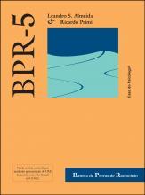 BPR 5 - Bateria de Prova de Raciocínio - Crivo Forma B