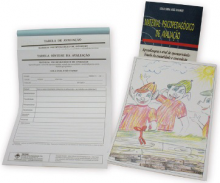 Aprendizagem e Nível de Operatoriedade: 3 Porquinhos - Coleção Completa