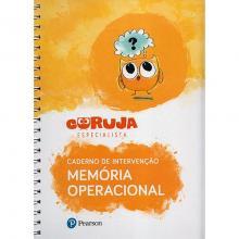 Caderno de Intervenção - Memória Operacional - Coruja Especialista