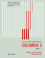 CMMS-3 - Kit Completo - Escala de Maturidade Mental Colúmbia 3