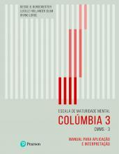 CMMS-3 - Livro de Estímulos - Escala de Maturidade Mental Colúmbia 3
