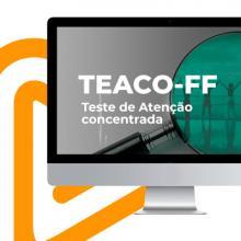 Curso EAD   Teste de Atenção Concentrada - TEACO-FF