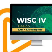 Combo   Curso EAD WISC IV Módulo Básico + Kit Completo WISC