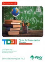 TDE II - Coleção Completa - Teste de Desempenho Escolar II - (versão revista e ampliada)