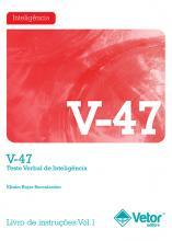 V-47 - Livro de Instruções (Manual) - Teste Verbal de Inteligência