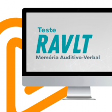 Curso EAD   RAVLT - Memória Auditiva-Verbal