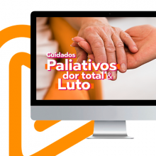 Curso Online   Cuidados Psicológicos, Dor e Luto