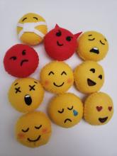 Emojis - Kit com 10 unidades