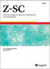 Z-SC - Coleção Completa - Teste de Zulliger no Sistema Compreensivo - Forma Individual