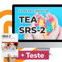 COMBO! Teste + Curso EAD Escala para rastreio de TEA-SRS-2