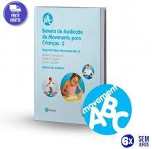 Movement ABC-2 - Bateria de Avaliação de Movimento para Crianças - Kit Completo
