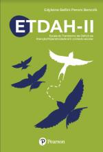 ETDAH II - Kit Completo - Escala do Transtorno de Déficit de Atenção/Hiperatividade em contexto esco