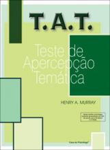 TAT - Teste de apercepção temática - Manual