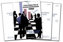 EVHAD - Kit Completo - Escala Vazquez-Hutz de Avaliação de Desempenho